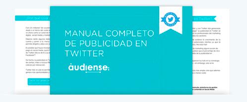 Manual Completo de Publicidad en Twitter